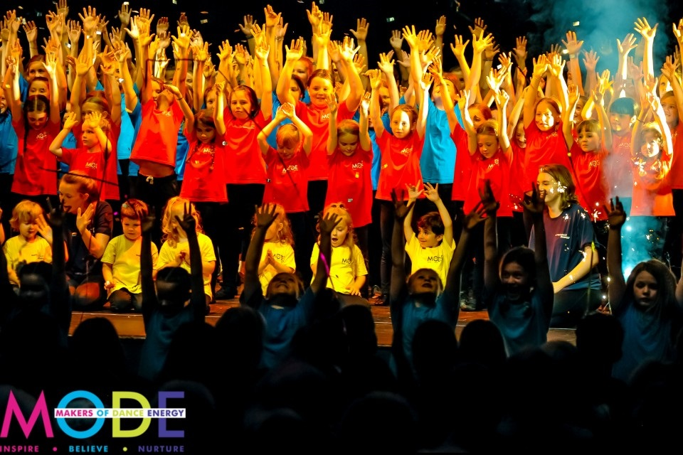 Attend classes and feel part of one big family - the MODE family, who all share a passion for dance.